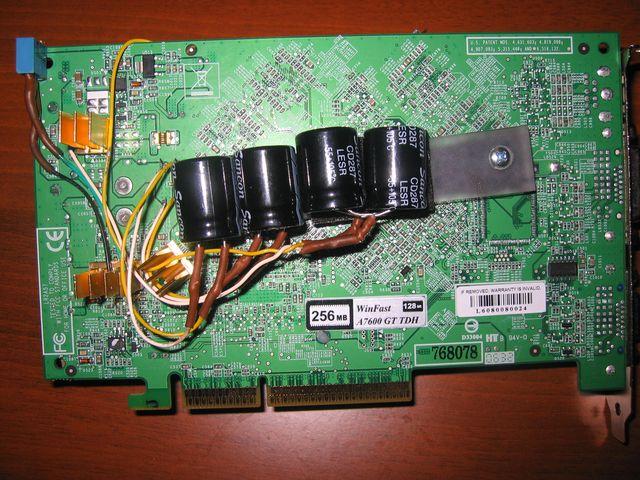 CapMod 7600GT 2
